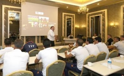 İngiliz eğitmenler, 'VAR' eğitimi için İstanbul'da! MHK'de zirve...