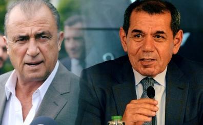 Dursun Özbek'ten Fatih Terim açıklaması geldi; işte o sözler