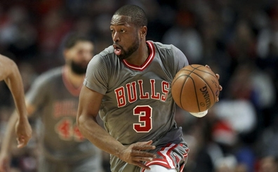 D-Wade, Bulls'da devam edecek gibi