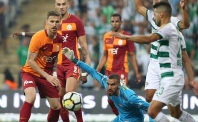 Serdar Aziz'den maç sonunda Bursaspor taraftarına cevap