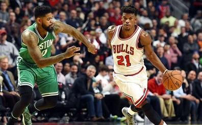 Bulls ve Celtics, Jimmy Butler takası için görüşüyor mu?