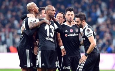 Beşiktaş, Real Madrid, Juve ve Bayern Münih'i geride bıraktı!