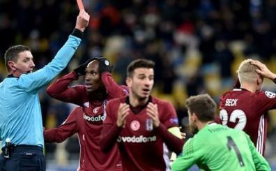 Ve UEFA, 6-0'lık Kiev-Beşiktaş maçını hakemi için karar verdi!