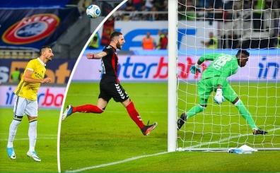 Makedonlar golü böyle gördü: 'Komedi! Tam amatör hatası'