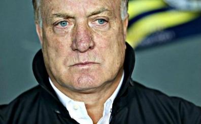 Dick Advovaat, 'gideceğim' dedi, Fenerbahçe 'uçuşa' geçti
