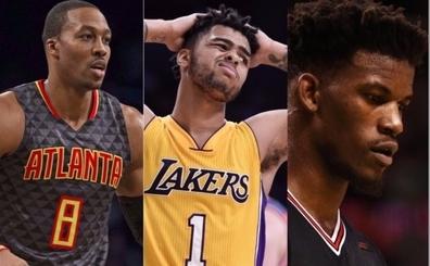 NBA'de gerçekleşen tüm transferler!