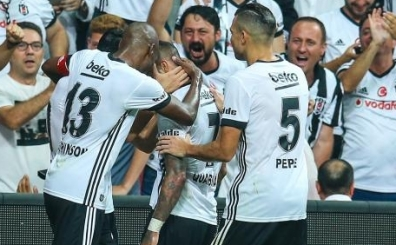 Beşiktaş, Vodafone'da çıldırdı; İnanılmaz seri 30 maça çıktı..