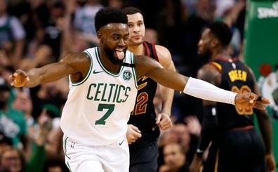 Boston ekibi, Cavaliers karşısında bir kez daha öne geçmeyi başardı!