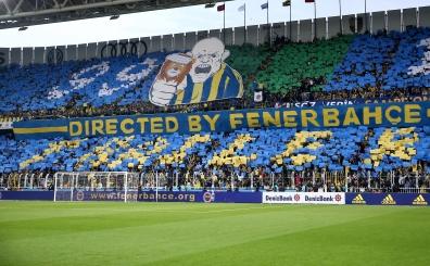 İşte Fenerbahçe'nin Galatasaray koreografisinin 'DEV' maliyeti