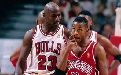 Iverson: 'Michael Jordan, her zaman gelmiş geçmiş en iyi olacak'