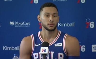 Ben Simmons'tan net cevap geldi: 'Bu sezon da üçlük atmayacağım...'