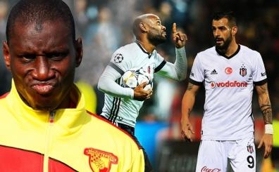 Beşiktaş'ta Demba pişmanlığı; Negredo ve Vagner Love sancısı