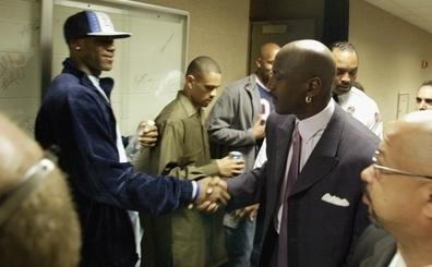 LBJ: 'Michael Jordan'la tanışmak Tanrı'yla tanışmak gibi gelmişti...'