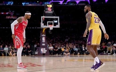 'LeBron, Melo'yu Lakers'a istiyor...'