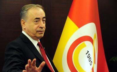 G.Saray'da yeni başkan Mustafa Cengiz'den takıma moral aşısı..