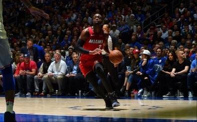 Wade: 'Emeklilik duyurusunu Philadelphia'da yapacak değilim'