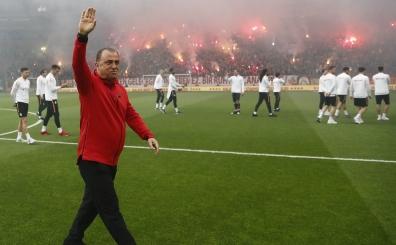 Galatasaray'da F.Bahçe maçının sonrasındaki sevincin o nedeni