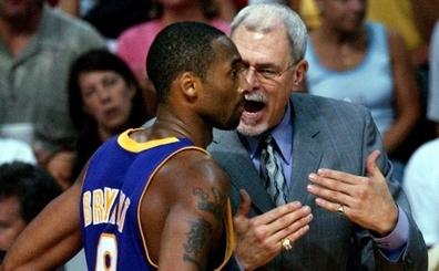 Phil Jackson: 'Kobe'nin ilk yıllarda basketbola yaklaşımı saygısızcaydı'