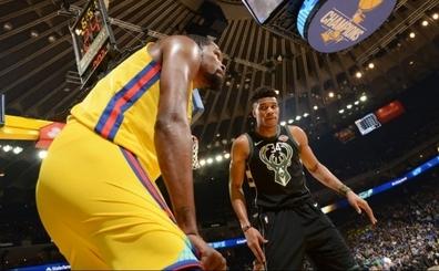 Durant: 'Ben Giannis'e bir şey desem 'Kendin için oyna' derdim'
