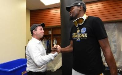 'Kevin Durant'i yine kovalayacağız' Gelecek yaz ortalık çok karışacak