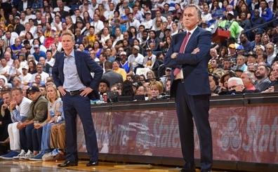 Steve Kerr: 'Mike D'Antoni'nin hakkını teslim etmek gerekiyor'