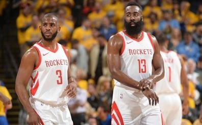 Warriors - Rockets serisi Oakland'da nasıl 2-2'ye geldi? İşte kısa özeti!