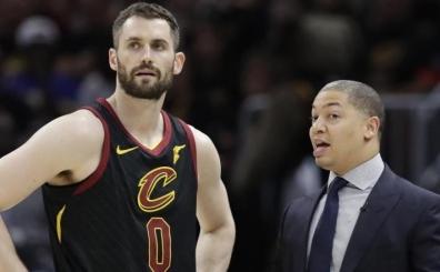 Arka arkaya NBA finallerinden sonra artık playofflar bile çok uzak ihtimal