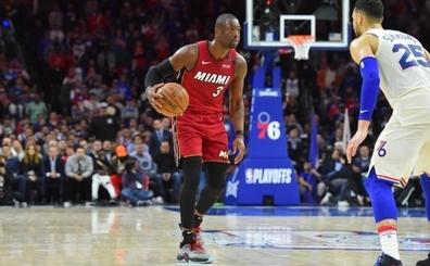 Wade: 'Miami Heat dışında başka formayla rahat etmedim, edemedim'