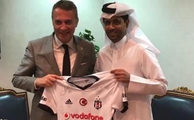 Ve Orman'dan Katar'da sürpriz; 'PSG Başkanı ile bir araya geldi'
