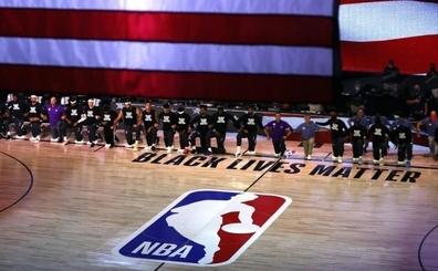NBA'den, siyahi topluma yardım amaçlı, 300 milyon dolarlık bağış!