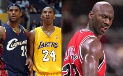 'Jordan ve Kobe, LeBron'un Cavs takımını playoffa taşıyamazlardı'