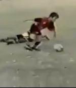 Daha �nce hi� g�rmedi�iniz 9 ya��ndaki Lionel Messi'nin o videosu