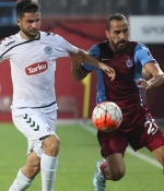 Trabzonspor'da Erkan Zengin s�rprizi 'G�r��t�...'
