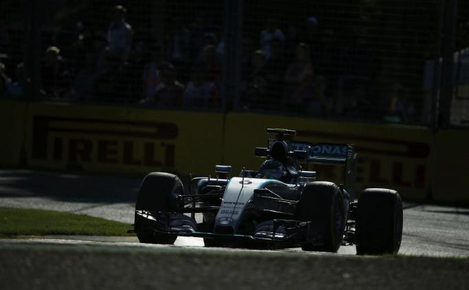 Formula 1 dünya şiyonası nda 2015 sezonu 15 mart pazar günü