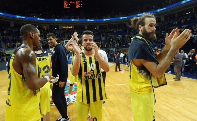 Fenerbahçe, Real Madrid'i yakalama peşinde!