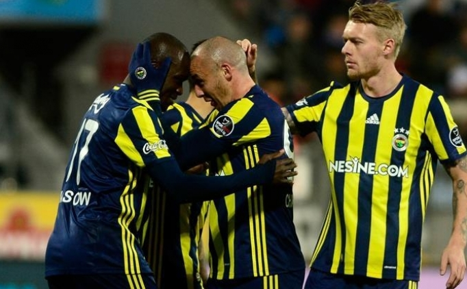 Fenerbahçe, seriyi sürdürmek istiyor!