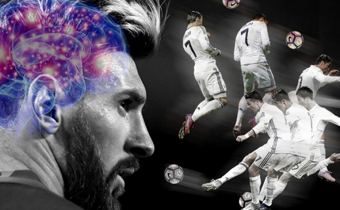 Messi vs Ronaldo: Bilimsel sırlar