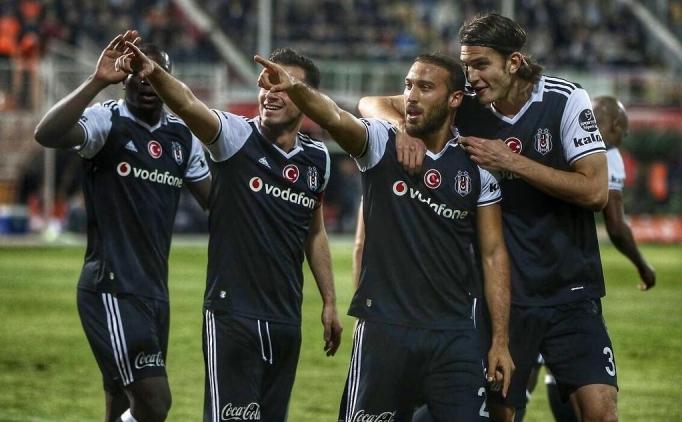 Beşiktaş'a ilk devre yetiyor!