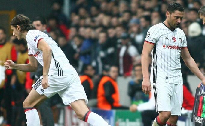 Beşiktaş'ta Tosic ve Rhodolfo dönüyor!