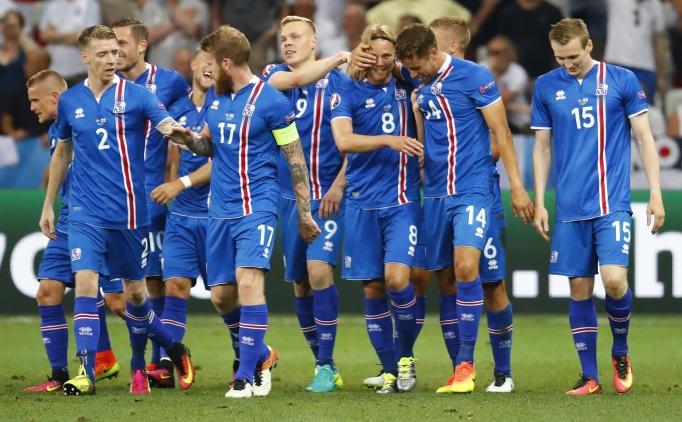 İngiltere 1 - 2 İzlanda