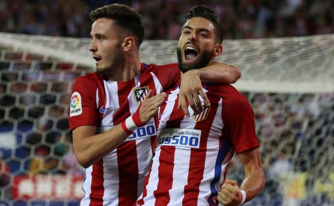 Atletico Madrid, Pamplona'da hayat buldu