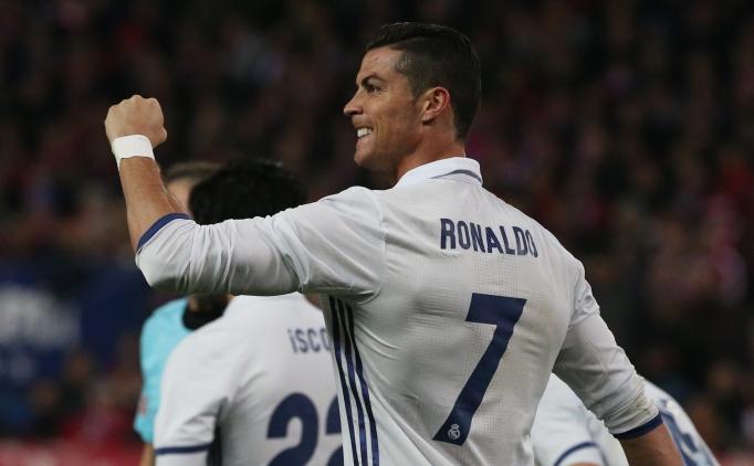Cristiano Ronaldo, en iyisi seçildi!