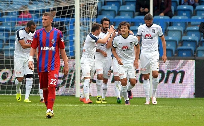 Kardemir Karabükspor 0 Medipol Başakşehir 2 Maç Özeti Ve Golleri 23 Ekim