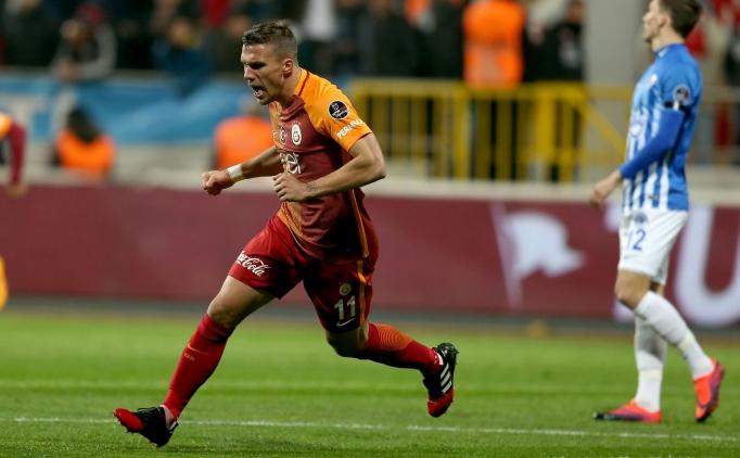 GollerCepte'de en çok Poldi'nin golü izlendi