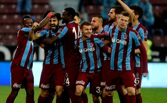 Trabzonspor moral arıyor!