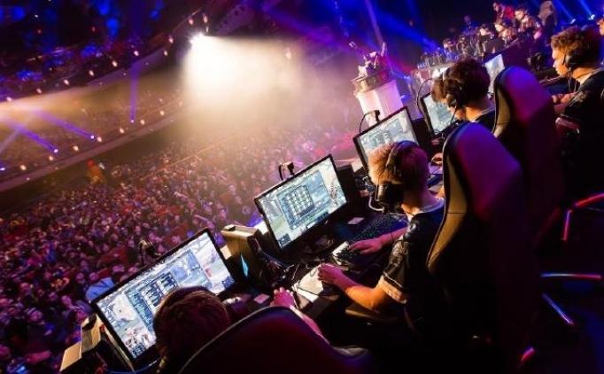 'E-spor'un 1 milyar 100 milyon dolara ulaşması bekleniyor'