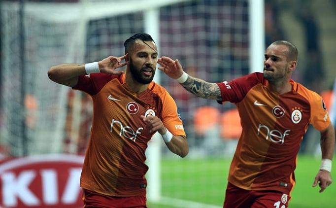 Galatasaray'da Yasin Öztekin sevinci!