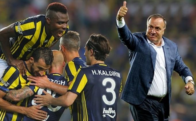Medipol Başakşehir 1-0 Fenerbahçe