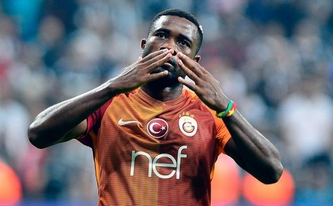 Galatasaray'da Chedjou'nun yerine transfer!
