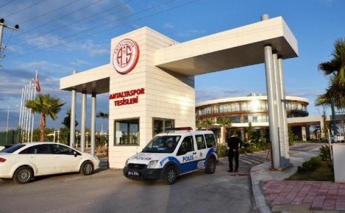 Antalyaspor'un tesislerindeki icra işlemleri durduruldu